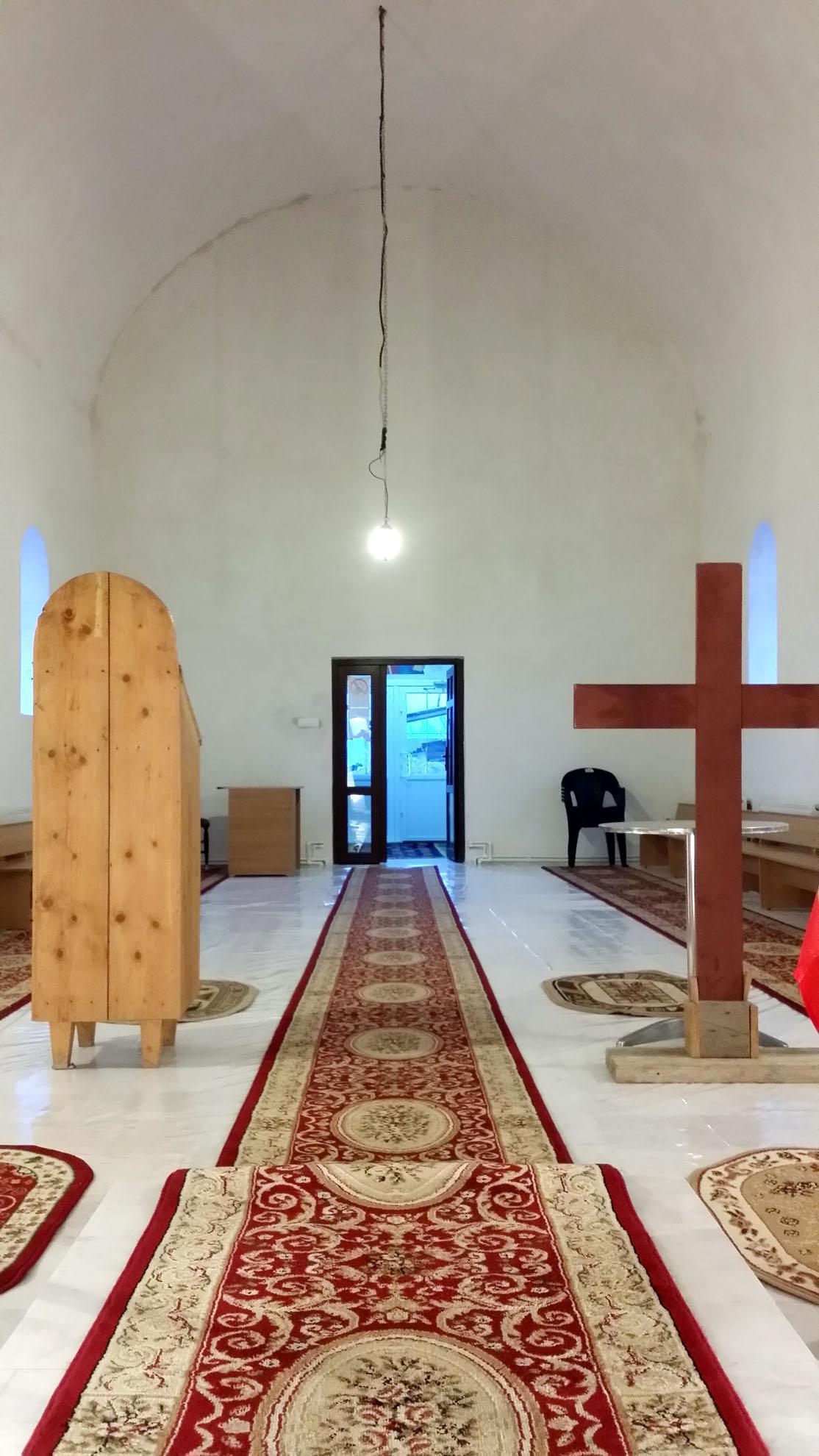 Biserica din Căuești, în veșmânt nou